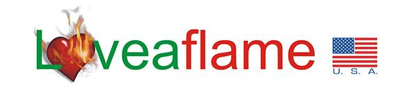 LoveAFlame logo